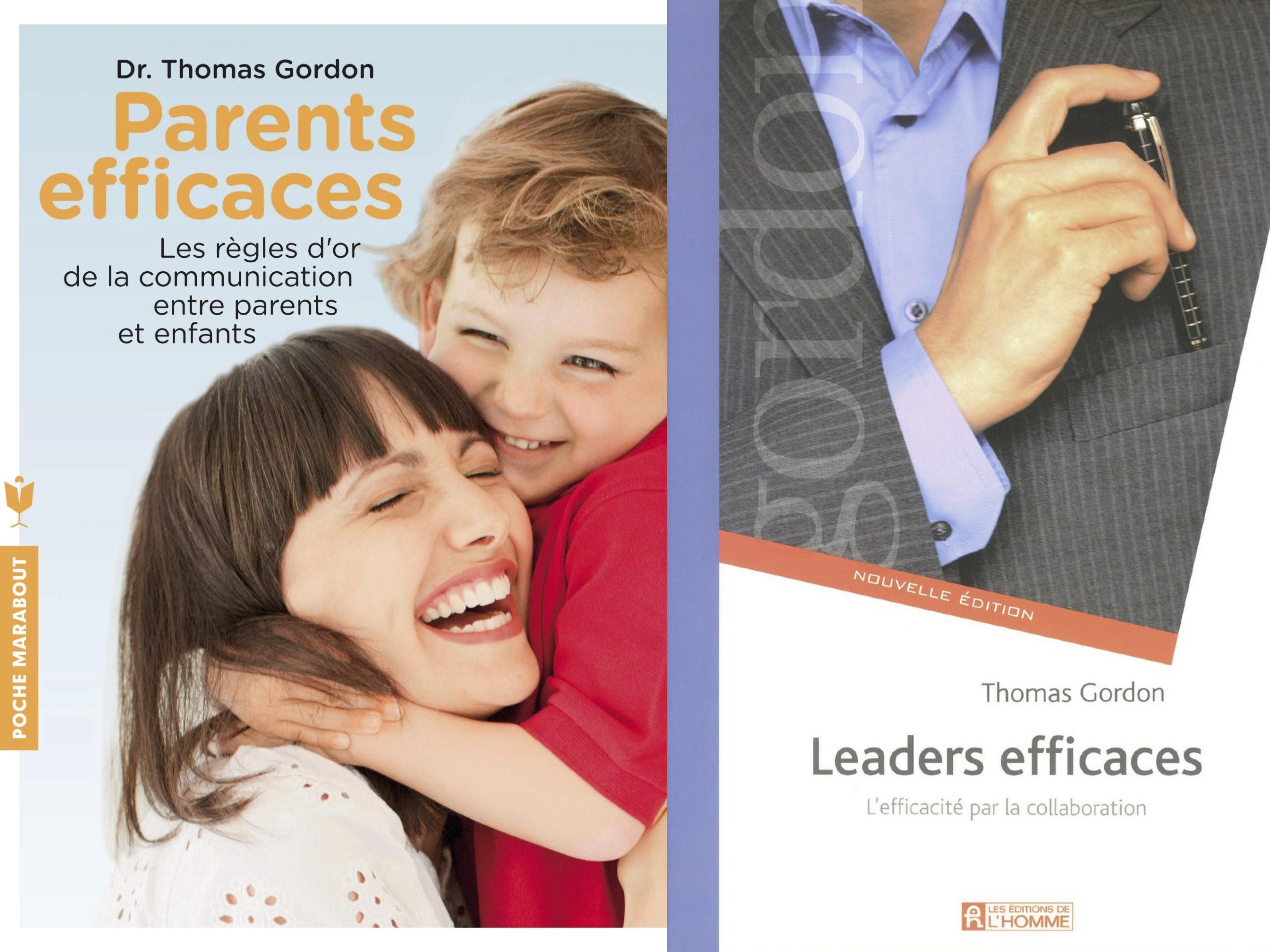 Les Livres De Thomas Gordon Thibaud Delaunay Formateur Preparateur Mental Coach